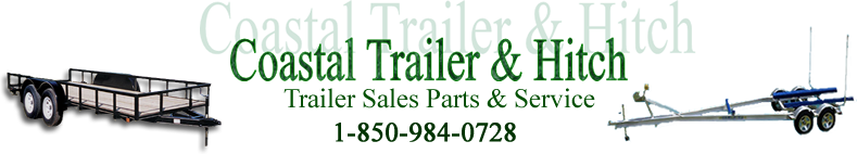Coastal Trailer and Hitch, Trailer Sales, Trailer service, Trailer Parts